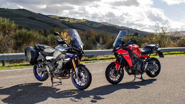 Yamaha introduces the 2021 Tracer 9 and Tracer 9 GT models