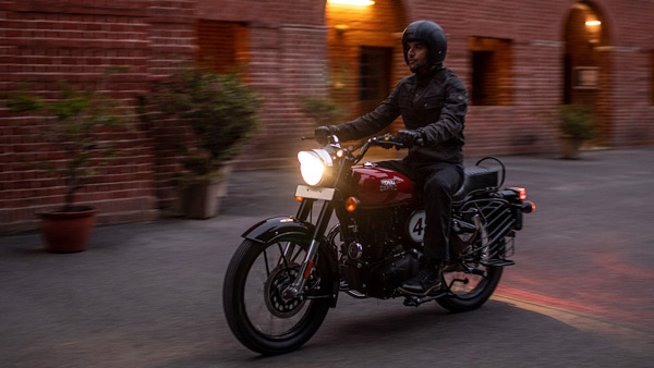 Wait for the Royal Enfield electric bike;  More info