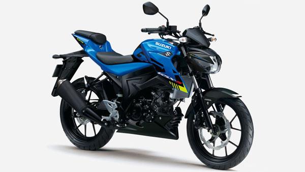 2021 GSX-S125 അന്താരാഷ്ട്ര വിപണിയിൽ പുറത്തിറക്കി സുസുക്കി