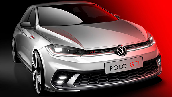 2021 പോളോ GTI അവതരണം ഉടന്, രേഖ ചിത്രം പങ്കുവെച്ച് ഫോക്സ്വാഗണ്