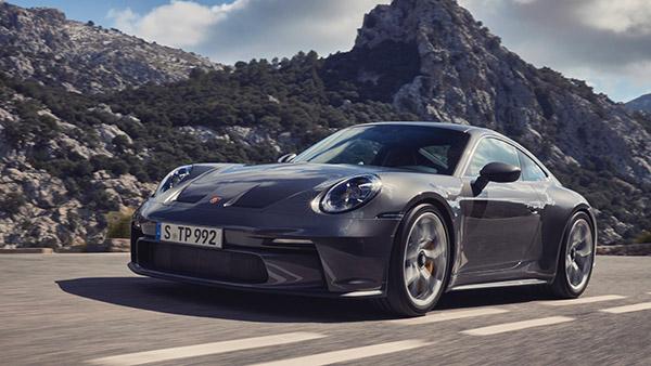 ടൂറിംഗ് പാക്കേജിനൊപ്പം പുതിയ 911 GT3 അവതരിപ്പിച്ച് പോർഷ