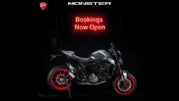 പുത്തൻ Ducati Monster സെപ്റ്റംബർ 23-ന് എത്തും; ഔദ്യോഗിക ബുക്കിംഗും ആരംഭിച്ച് കമ്പനി
