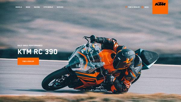 പുതുതലമുറ RC390-യുടെ അവതരണം വൈകില്ല; ഇന്ത്യന് വെബ്സൈറ്റില് ഉള്പ്പെടുത്തി KTM