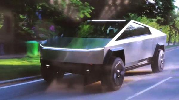 പ്രൊഡക്ഷൻ റെഡി രൂപത്തിൽ Cybertruck -ന്റെ പുത്തൻ ടീസർ പങ്കുവെച്ച് Tesla