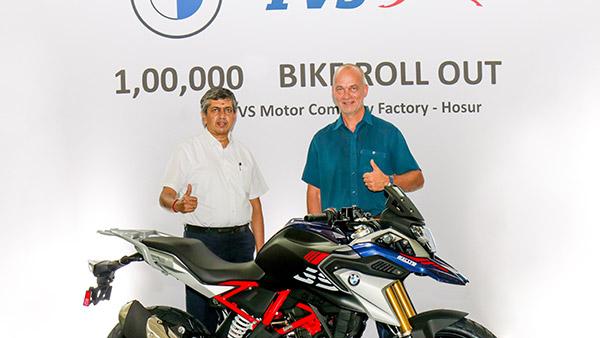 310 സീരീസ് മോട്ടോര്സൈക്കിളുകളുടെ ഉത്പാദനത്തില് പുതിയ നാഴികക്കല്ല് പിന്നിട്ട് BMW Motorrad