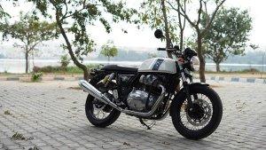 റോയല് എന്ഫീല്ഡ് കോണ്ടിനന്റല് ജിടി 650 — റിവ്യു