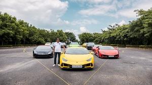 വിവിധ മോഡലുകളുടെ 300 യൂണിറ്റുകള് വിറ്റഴിച്ച് Lamborghini