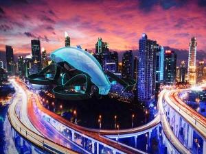 2020 ടോക്കിയോ ഒളിമ്പിക്സിന് ടോയോട്ടയുടെ 'പറക്കും' സര്പ്രൈസ്