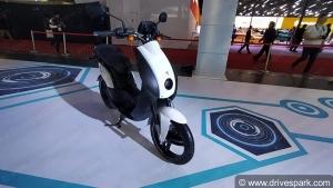 ഓട്ടോ എക്സ്പോ 2020: ഇ-ലുഡിക്സ് ഇലക്ട്രിക് സ്കൂട്ടറുമായി മഹീന്ദ്ര