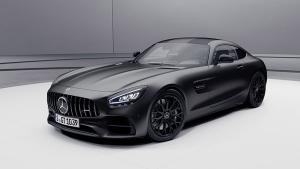 2021 AMG GT സ്റ്റെൽത്ത് എഡിഷനുമായി മെർസിഡീസ്