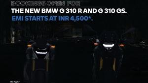 4,500 രൂപ മുതൽ ഇഎംഐ; ബിഎസ്-VI G310 മോഡലുകൾക്ക് ആകർഷകമായ ഓഫറുകൾ പ്രഖ്യാപിച്ച് ബിഎംഡബ്ല്യു