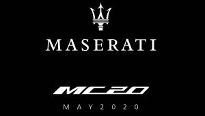 പുതിയ MC20 സെപ്റ്റംബറിൽ അവതരിപ്പിക്കാനൊരുങ്ങി മസെരാട്ടി