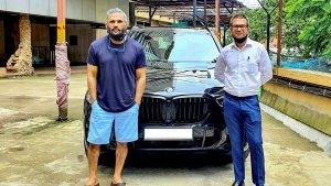പുതിയ ബിഎംഡബ്ല്യു X5 സ്വന്തമാക്കി ബോളിവുഡ് താരം സുനിൽ ഷെട്ടി