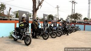അരുണാചലിന്റെ റോഡുകൾ ഇളക്കി മറിച്ച് ഹൈനെസ് CB 350; 2021 ഹാണ്ട സൺചേസേർസ് റാലി ആദ്യ ദിന വീഡിയോ