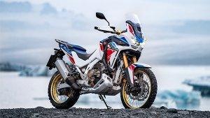 ഷാര്പ്പ് ലുക്കും പുതിയ കളര് ഓപ്ഷനും; 2022 Africa Twin-നെ അവതരിപ്പിച്ച് Honda