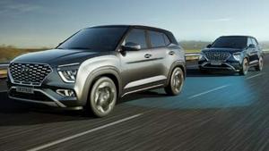 ADAS & AI ഫീച്ചറുകൾക്കൊപ്പം 2022 Creta എസ്യുവി ഫെയ്സ്ലിഫ്റ്റ് അവതരിപ്പിച്ച് Hyundai