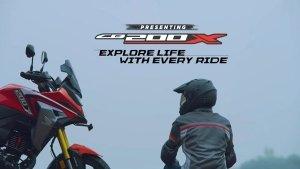 Honda CB200X; ഇന്ത്യൻ വിപണി ആകാംഷയോടെ കാത്തിരുന്ന അഡ്വഞ്ചർ ബൈക്കിനെ വെളിപ്പെടുത്തി ജാപ്പനീസ് ബ്രാൻഡ്