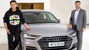 ഔഡിയുടെ A8 L ആഢംബര സെഡാൻ സ്വന്തമാക്കി കരൺ ജോഹർ