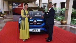 മേരി കോമിന് ആദരവുമായി Renault; Kiger സമ്മാനിച്ചു