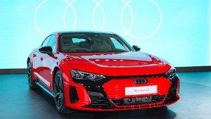 e-Tron GT ഇന്ത്യയില് അവതരിപ്പിച്ച് Audi; വില 1.8 കോടി രൂപ