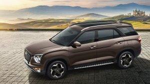 Alcazar എസ്യുവിക്ക് പുതിയ പ്ലാറ്റിനം (O) ഏഴ് സീറ്റർ ഡീസൽ വേരിയന്റുമായി Hyundai