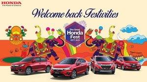 ഉത്സവകാലം ആഘോഷമാക്കാം; മോഡലുകള്ക്ക് കിടിലന് ഓഫറുമായി Honda എത്തി