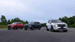കൂടുതൽ ബോൾഡ് ലുക്കിൽ Outlander PHEV; പുതുതമുറ മോഡലിന്റെ ഡിസൈൻ വെളിപ്പെടുത്തി Mitsubishi