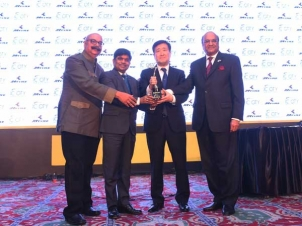 ഹ്യൂണ്ടായ് ക്രെറ്റ കാർ ഓഫ് ദി ഇയർ അവാർഡ് നേടി