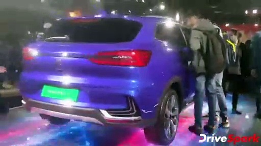 MG Marvel X at Auto Expo 2020
